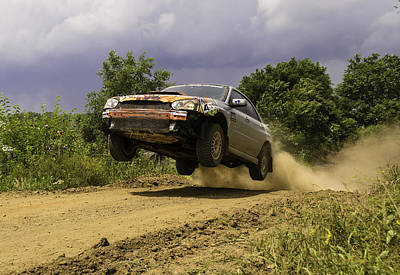 Photograph - Dw Rally Team Takes Flight by Jason Massey