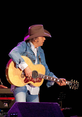 Photograph - Dwight Yoakam - Guitars And Cadillacs by John Black