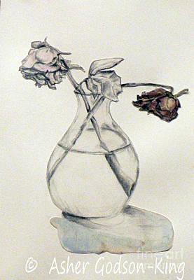Dying Rose Original