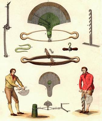 Dynamometer Art Print by Universal History Archive/uig