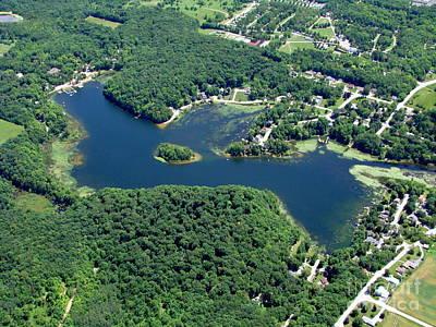 Photograph - E-032 Elkhart Lake Little Elkhart Lake Wi by Bill Lang