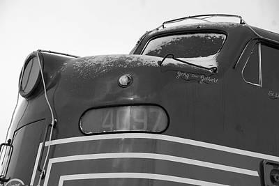 Photograph - E M D Diesel by John Schneider