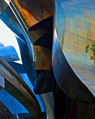 Photograph - E M P Museum 1 by Ricardo J Ruiz de Porras