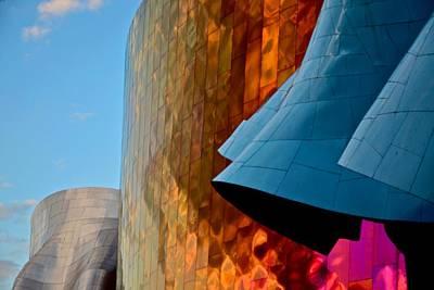 Photograph - E M P Museum 3 by Ricardo J Ruiz de Porras
