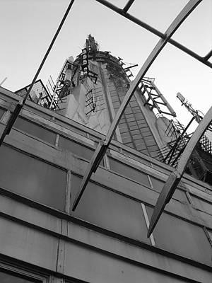 Photograph - E S B Pinnacle by John Schneider