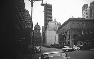 Photograph - E54th And Park Manhattan by John Schneider
