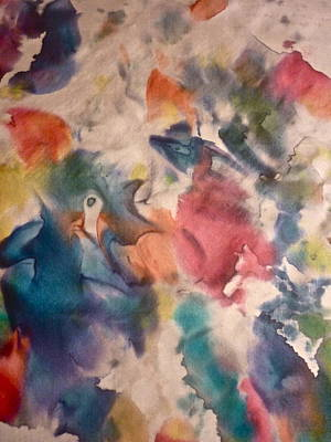 Dupont Painting - Each And Every Breathe Of Air by Stephen Mason