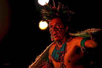 Photograph - Eagle Dancer I by DiDi Higginbotham