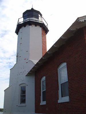 Photograph - Eagle Harbor Lighthouse 4 by Bonfire Photography