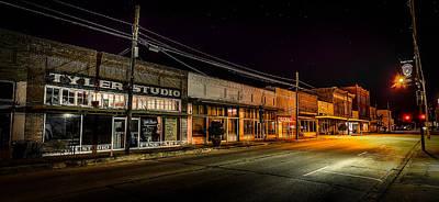 Photograph - Eagle Lake Downtown by David Morefield