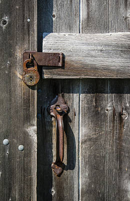 Photograph - Eagle Lock by Wayne Meyer