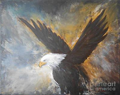 Eagle Spirit 2 Art Print