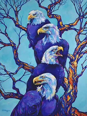 Eagle Tree Original by Derrick Higgins