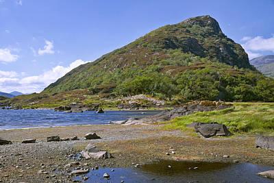Photograph - Eagles Nest Rock - Killarney - Ireland by Jane McIlroy