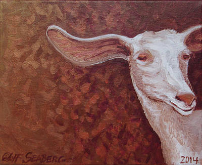 Painting - Ear Up by Jeff Seaberg
