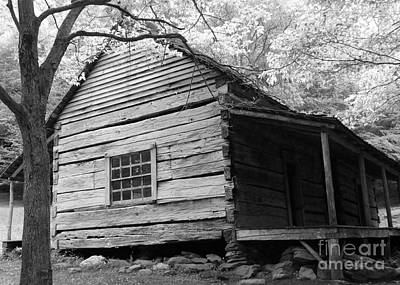 Photograph - Early Homestead -3 by Janice Sakry