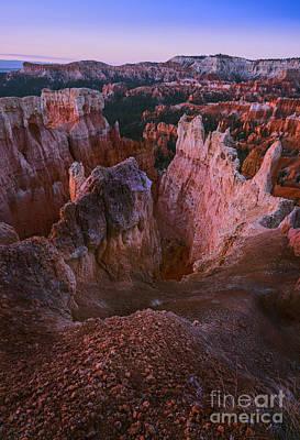 Photograph - Early Morning At Bryce Canyon by Vishwanath Bhat