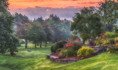 Photograph - Early Morning Beauty by Garvin Hunter