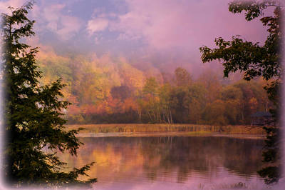 Photograph - Early Morning Beauty by Sherman Perry