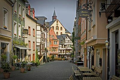 Photograph - Early Morning Bernkastel Germany Img 8557 by Greg Kluempers