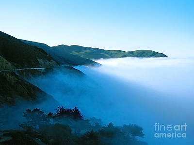 Photograph - Early Morning Coastline by Ellen Cotton