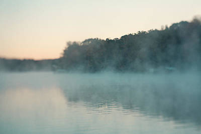 Photograph - Early Morning Fog by Kim Fearheiley