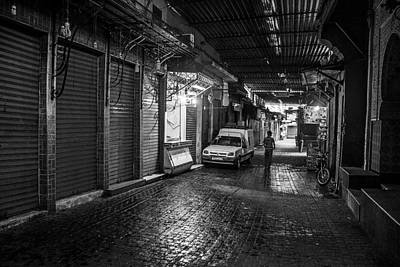 Photograph - Early Morning In The Souk by Ellie Perla