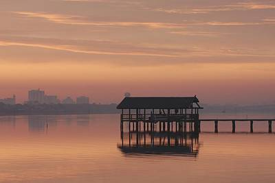 Early Morning Art Print by Kimberly Oegerle
