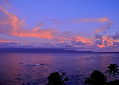 Photograph - Early Morning Light Over Molokai by Kirsten Giving