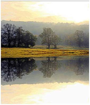 Photograph - Early Morning Mist by Marcia Lee Jones