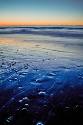 Photograph - Early Morning On A Sea Coast by Alex Grichenko