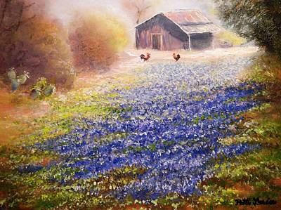 Painting - Early Morning by Patti Gordon