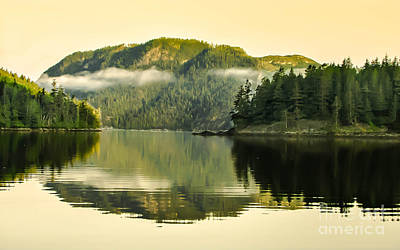 Photograph - Early Morning Reflections by Robert Bales