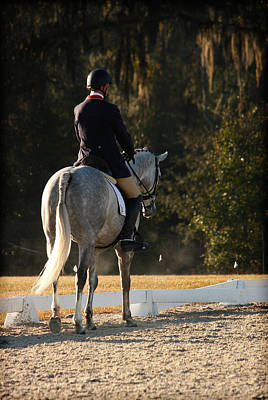 Photograph - Early Morning Ride Time by M Davis