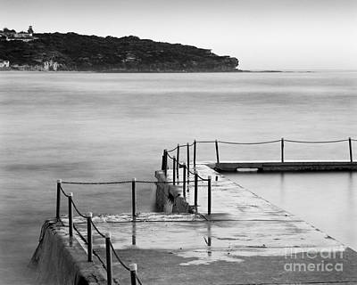 Photograph - Early Morning South Curl Curl Sydney by Colin and Linda McKie