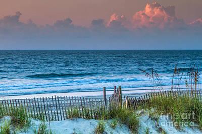 Photograph - Early Morning Sunrise Iv by Gene Berkenbile