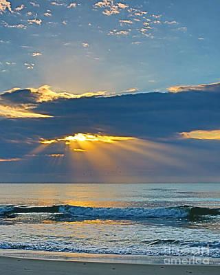 Photograph - Early Morning Sunrise Ix by Gene Berkenbile