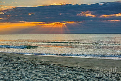 Photograph - Early Morning Sunrise Vii by Gene Berkenbile