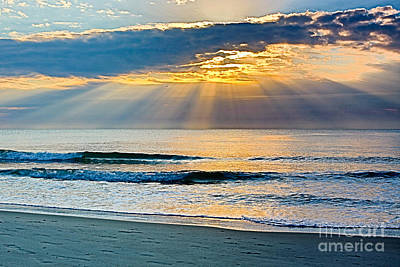 Photograph - Early Morning Sunrise X by Gene Berkenbile