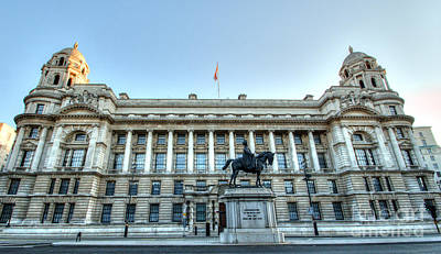 Photograph - Early Morning Whitehall by Deborah Smolinske