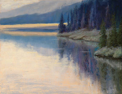 Painting - Early Risers by Gary Huber