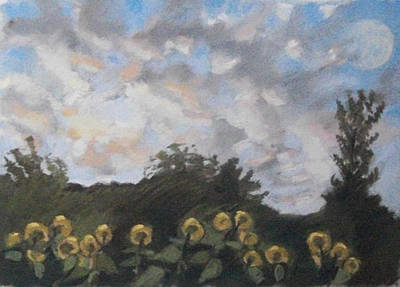 Early September Dawn Original by Grace Keown