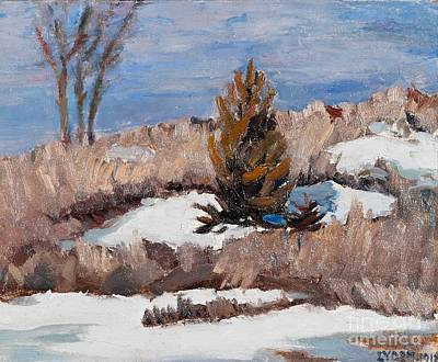 Early Spring Painting - Early Spring by Celestial Images