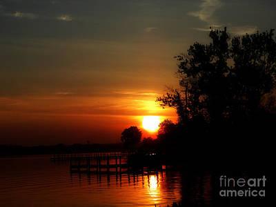 Photograph - Early Summer Rise Lll by Scott B Bennett