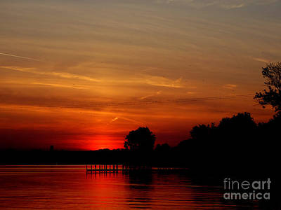 Photograph - Early Summer Rise by Scott B Bennett