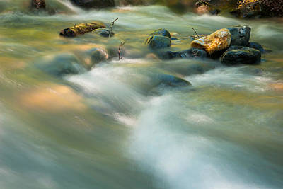 Photograph - Early Summer Runoff by Joan Herwig