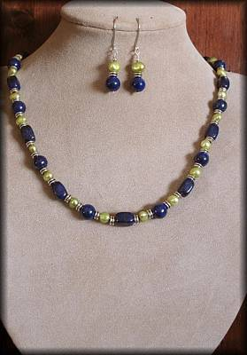 Estate Jewelry Jewelry - Earth And Sky by Jan Brieger-Scranton