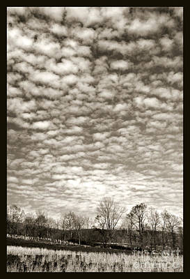 Photograph - Earth And Sky Toned by John Stephens