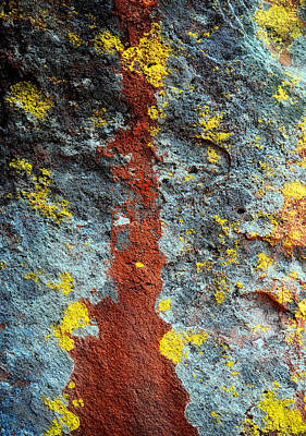 Garita Photograph - Earth Colors by The Forests Edge Photography - Diane Sandoval