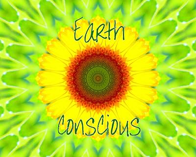 Photograph - Earth Conscious 1 by Sheri McLeroy